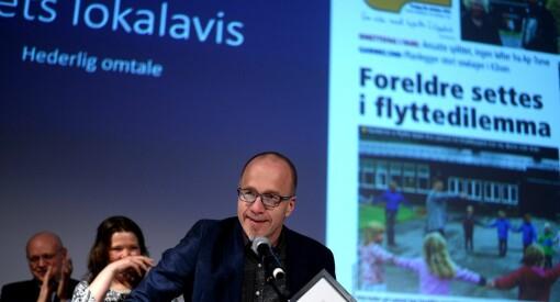 Årets lokalavis: Hederlige omtaler til OPP og Hallingdølen