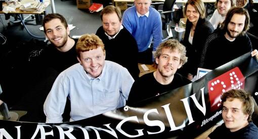 I dag er det 10 år siden denne rufsete gjengen startet Norges største økonominettsted