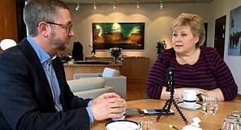 MediaPuls episode 52: Erna Solberg om hatprat, journalistikk og valgkamp i sosiale medier