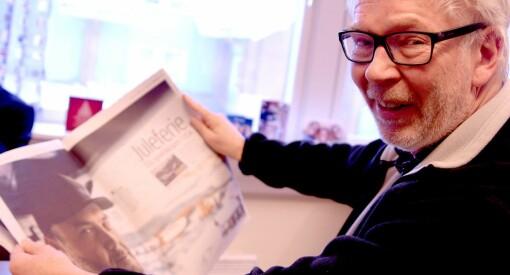 «Det er et helvetes kaos og helt umulig for en stakkars avisredaktør som meg å finne ut av hvem som har skylden»