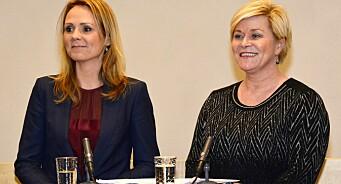 Kulturministeren vil bruke Nordisk Ministerråd til nordisk samling mot Google og Facebook