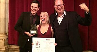 I går fikk Kvinnheringen pris som Europas beste lokalavis under European Newspaper Awards