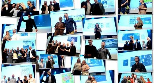 Hvem vant? Se bilder av alle 19 vinnere på årets mediepriser! Og les hva juryen sier