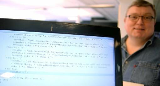 Med omfattende automatisering, lager Kommunal Rapport journalistikk av 3,2 millioner datapunkter