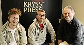 Tromsø-byrået Krysspress vant Tett På for kampanjen «Vi som elsker Nord-Norge»