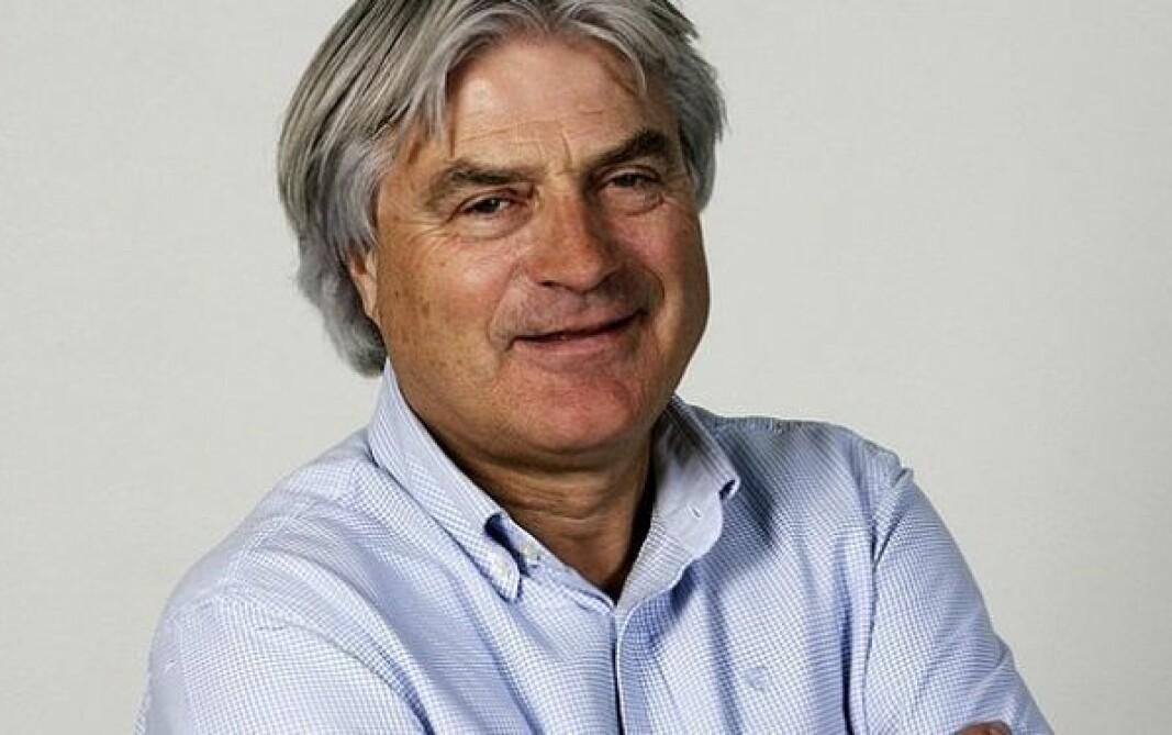 Gunnar Bodahl-Johnsen, tidligere fagmedarbeider ved IJ..