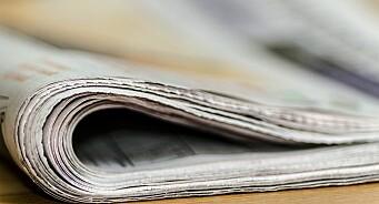 Papiravisen din kan bli borte hvis budene går til streik. NTF brøt lønnsforhandlingene før helga