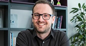 Mediebyrået vokser digitalt: Jonny Svarliaunet rett fra masteroppgave til Mindshare-jobb