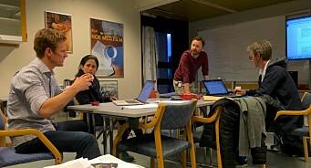 Høgskulen i Volda utvikler nytt digitalt medieverksted. «Et nødvendig og fremtidsrettet grep»