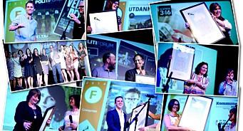 Fagpresseprisene 2016: Se bilder og juryens begrunnelser for alle kveldens prisvinnere