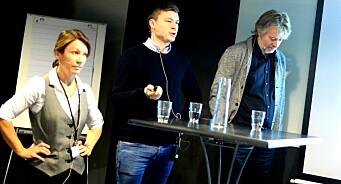 Jostein L. Østring (25) skal lede Amedias jakt på abonnenter. Blir direktør for innholdsutvikling