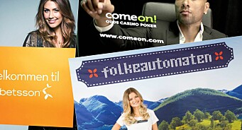 - Kjendiser som reklamerer for utenlandske bettingselskap, må forstå at de pusher et spilleproblem