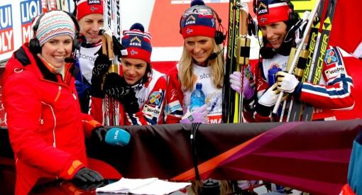 15 søkere vil bli sportsredaktør i NRK. Hele seks av dem har fått være hemmelige