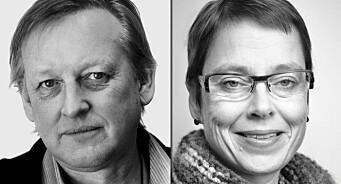 Rolf Dyrnes Svendsen og Mari Velsand valgt inn i WAN-IFRAs styre
