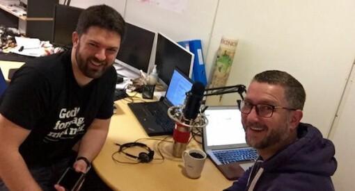 MediaPuls episode 68: Vi er i 100.000 i Tromsø og diskuterer konspirasjoner, enkeltartikler og medieeierskap