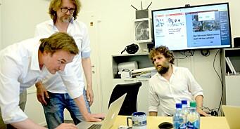 Dagbladet og TV 2 har laget en nettavisløsning så enkel at selv journalister kan bruke den