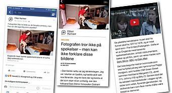 Filter Partner kjørte reklame på instant article: Med en 10.000 tegn lang spøkelseshistorie