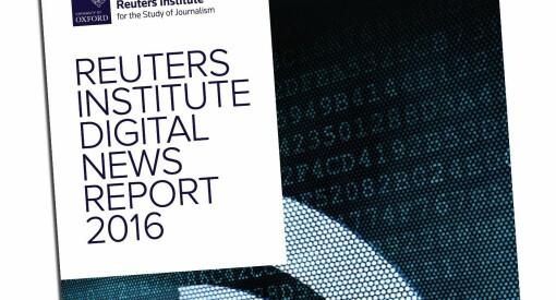 Nordmenn skiller seg ut - vi er mest positive til å betale for nyheter på nett