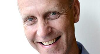 Direktøren blir nå også redaktør: Øyvind Klausen ansatt som publisher i Agderposten