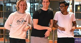 15 studentgründere får millionstøtte. Disse lager en app som skal få deg til å legge bort mobilen