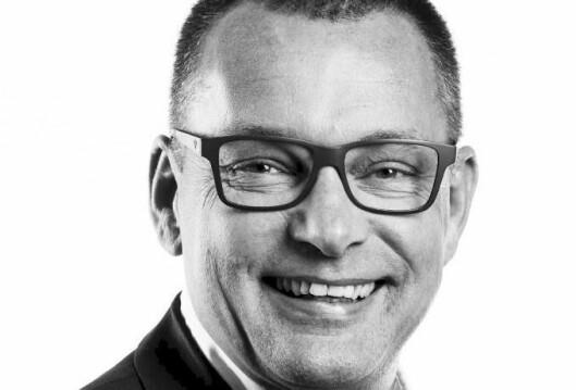 Øyvind Bladt Hagen er regiondirektør for Amedia Buskerud og Vestfold.