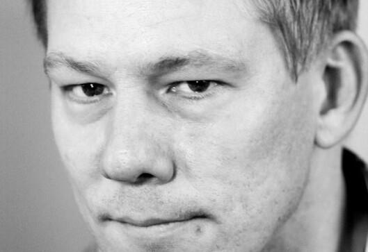 Martin Huseby Jensen har snart lagt bak seg 10 år i Journalisten.