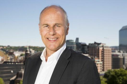 Kjetil Nilsen, strategidirektør i TV 2.