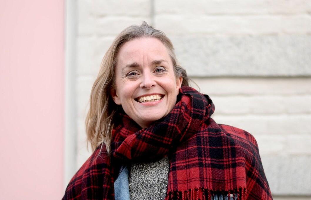 HILDE SANDVIK, redaktør for Broenxyz. Her i Bergen våren 2016.