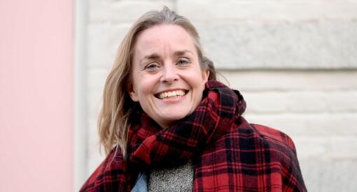 Nå har Hilde Sandvik åpnet broen. «Det er ikke en avis å abonnere på, men et samfunn å være medlem i»