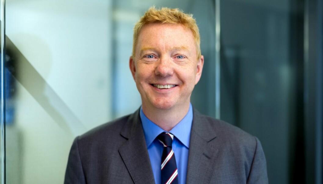 Hans-Christian Vadseth, partner i First House. Han er tidligere sjefredaktør i Fædrelandsvennen og nyhetsredaktør i VG.