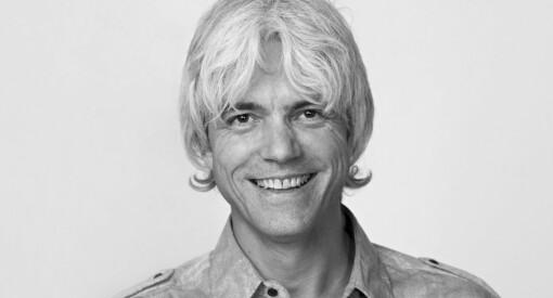 Egil Sundvor blir ny sportsredaktør i NRK