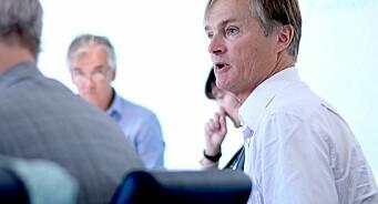 PFU-medlem og Resett-investor Spetalen til DN om første møte med Lurås: «Jeg husker noe... men mest av alt at jeg hadde glemt å barbere meg nedentil»