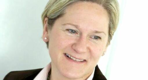 Lise Vedde-Fjærestad ansatt som Nationen-direktør og konsernsjef i Tun Media