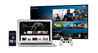 Vi strømmer til den store skjermen: 60 prosent som ser TV 2 Sumo sender bildet til TV-en