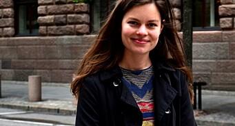 19 dager etter at bacheloren var i boks, fikk Frøydis fast jobb som journalist i Ságat