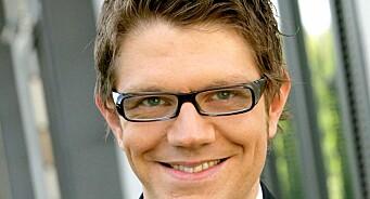 Tidligere journalist får toppjobb i politikken: Rune Alstadsæter blir kommunikasjonssjef i Høyre