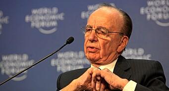 Rupert Murdoch og Fox kjøper den britiske TV-giganten Sky for 218 milliarder kroner