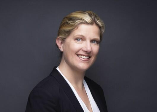 Konserndirektør Victoria C. Schultz i Amedia Salg og Marked.