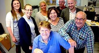 115 år gamle Eidsvoll Ullensaker Blad ser framover: Prøver seg fram på Instant Articles