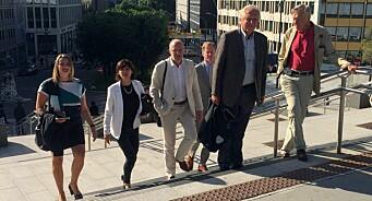 Norsk presse frykter for ytringsfriheten i Tyrkia - stilte klare krav til utenriksminister Børge Brende