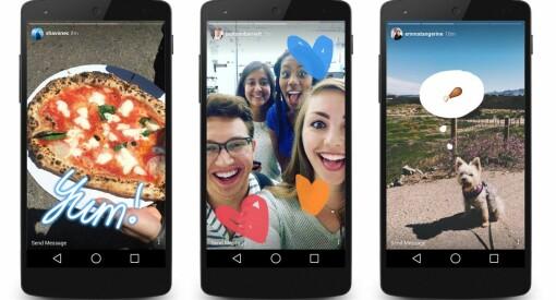 Facebook går i strupen på Snapchat og lanserer «Instagram Stories». Sjekk den nye funksjonen her