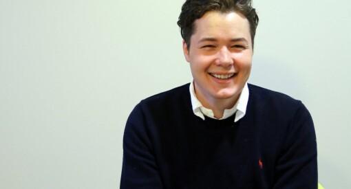 Fredrik Olimb fra Iteo til MTG: Blir pressesjef for strømmetjenesten Viaplay i Norge