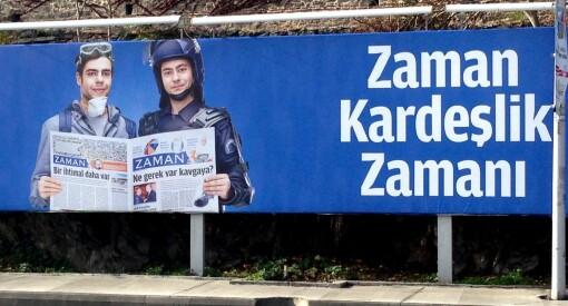 Norske medier snakker om at pressefriheten i Tyrkia er under press. Hvilken pressefrihet?