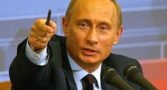 Ny lov gir Putins menn makt til å lagre samtaler, meldinger, bilder og filmer