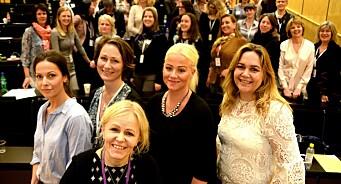 Hvem er årets beste kvinnelige medieledere og talent? Nå nærmer det seg fristen for å foreslå kandidater