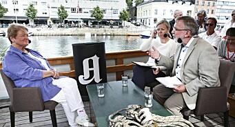 Arendalsuka vokser og vokser – og har nå passert sin svenske storebror Almedalsveckan i antall besøkende