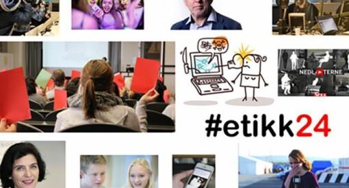 TV: Følg #ETIKK24 - et helt døgn med presseetiske debatter og tema