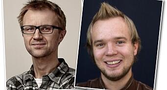 47 søkere til jobb som redaktør for NRK P3. Håkon Moslet og Bjørn Tore Grøtte står begge på lista