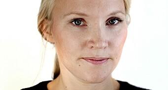 Dagblad-journalist Linn Kongsli Hillestad skriver bok om flukten fra Syria. Vil fortelle historien bak tallene