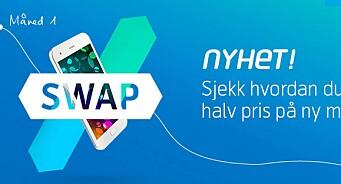 Forbrukerombudet til kamp mot «Swap». Mener Telenor driver villedende og ulovlig markedsføring